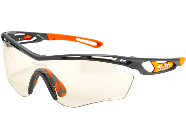 Rudy Project Tralyx Gafas, pyombo matte - impactx photochromic 2 red